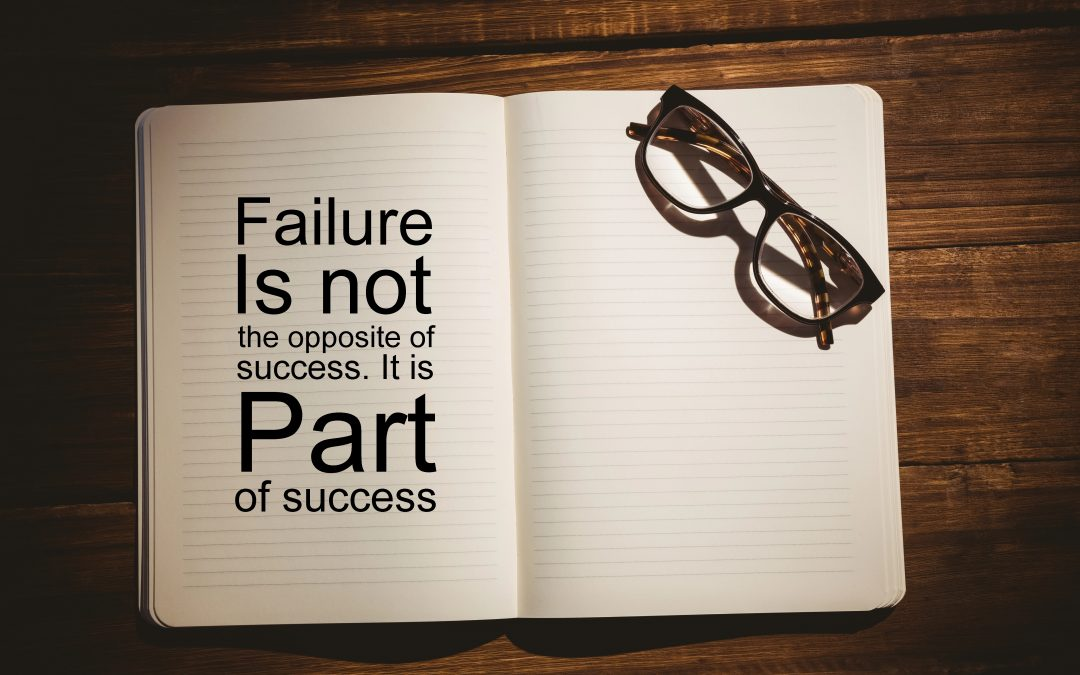 Finding Opportunity in Every Failure